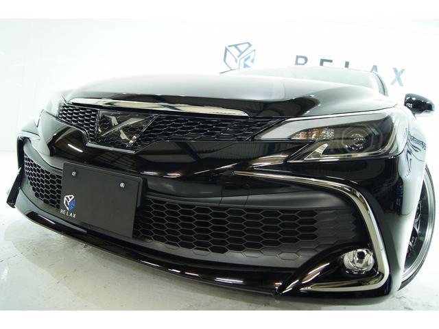 トヨタ 250G Fパケ後期RDS仕様新品アルミ新品車高調新品ライト
