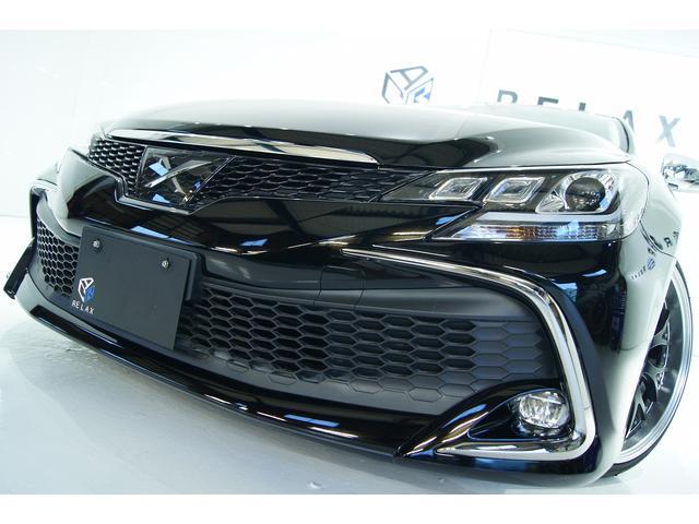 トヨタ マークX 250RDS後期3眼ヘッドライト 新品アルミタイヤ新品車高調