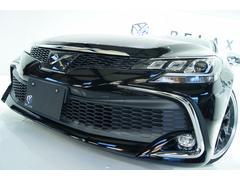 マークX250RDS後期3眼ヘッドライト 新品アルミタイヤ新品車高調