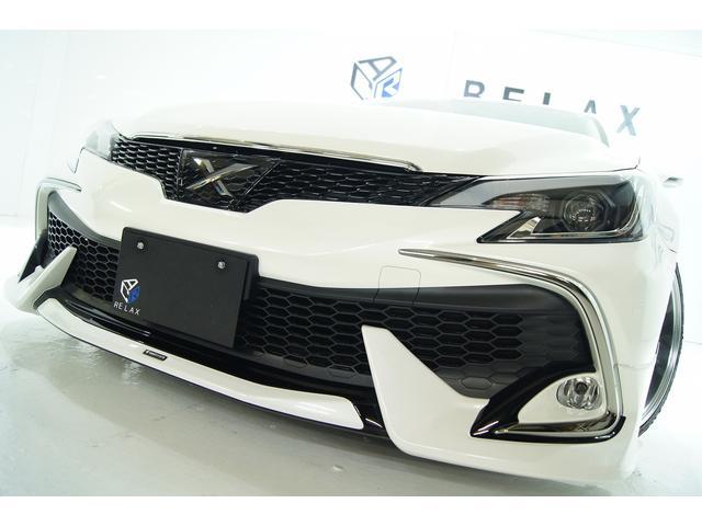 トヨタ 250G Sパケリラセレ 本革RDSモデリスタ仕様新品ライト
