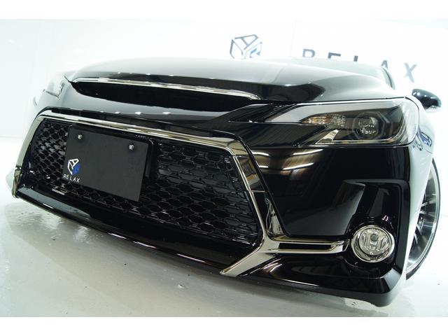 トヨタ 250G リラセレBリミテッドGs仕様新品ヘッドライト車高調
