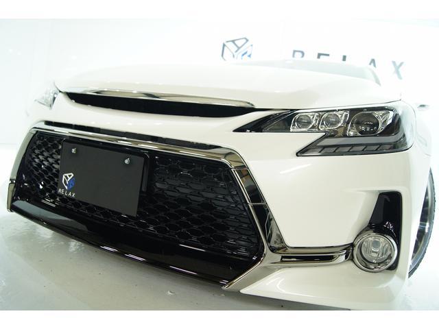 トヨタ 250G FパケGs新品NEW3眼シーケンシャルヘッドライト