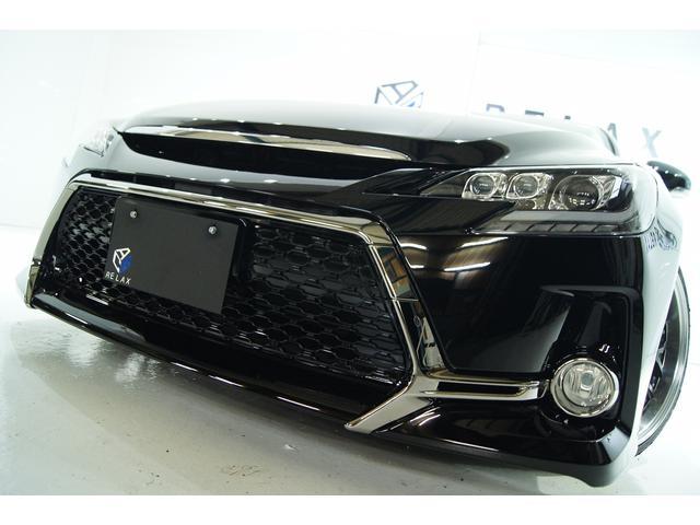 トヨタ 250G FパケGs仕様 新品3眼シーケンシャルヘッドライト