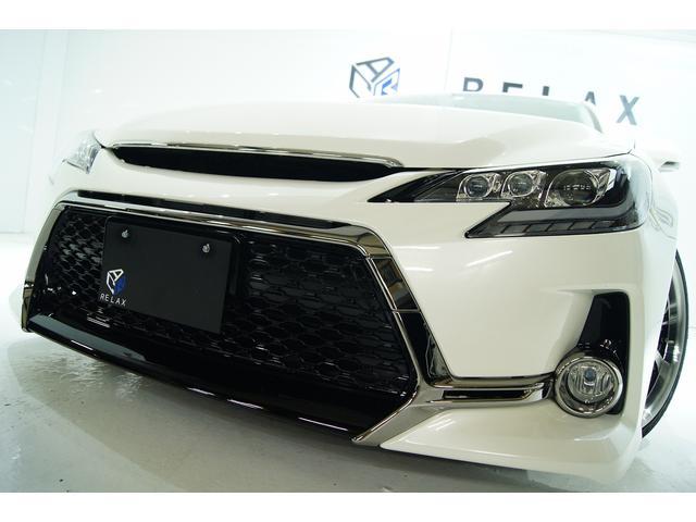 トヨタ 250G リラセレGs仕様NEW3眼シーケンシャル新品アルミ