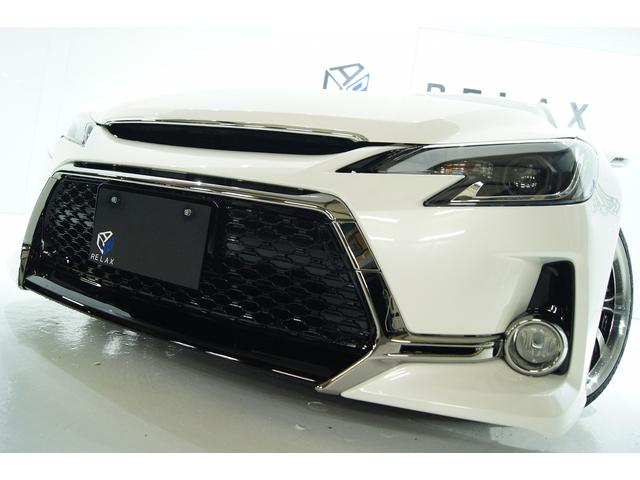 トヨタ 250G リラセレ新品Gs仕様新品ライト新品車高調新品アルミ