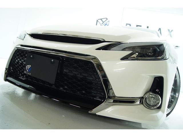 トヨタ 250G Sパケリラセレク Gs仕様 サンルーフ 新品アルミ