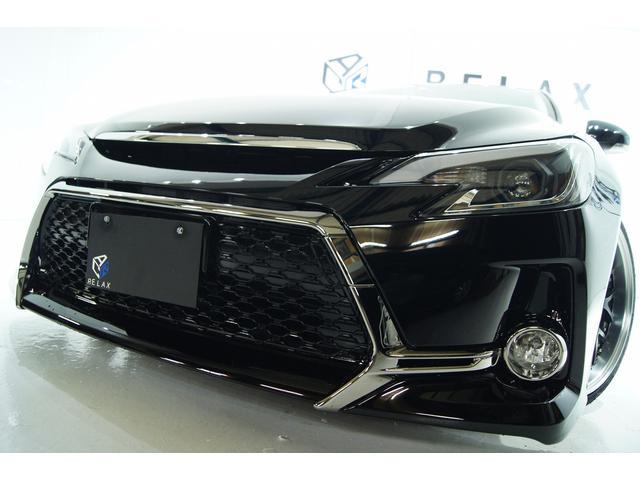 トヨタ 250G Gs仕様 新品19アルミ新品車高調新品ヘッドライト