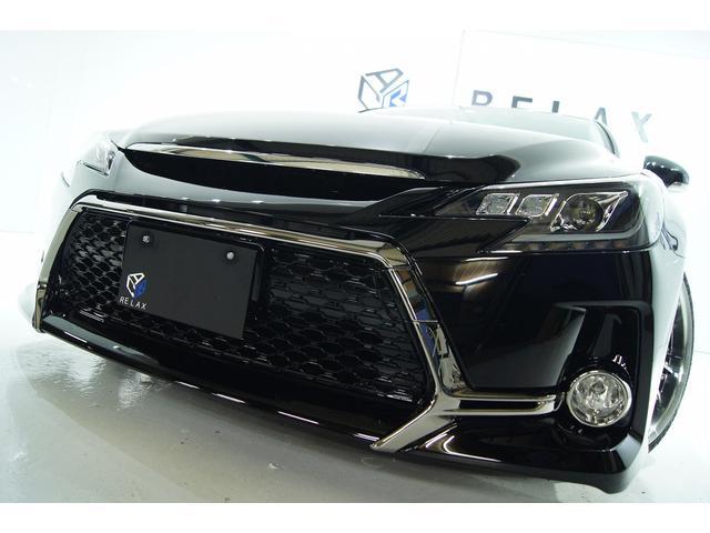 トヨタ 250GNEW3眼ヘッド新品Gs仕様新品19アルミ新品車高調