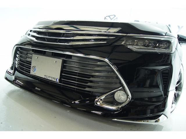 トヨタ ハイブリッドGパッケージ NEW4眼ヘッドライト モデリスタ