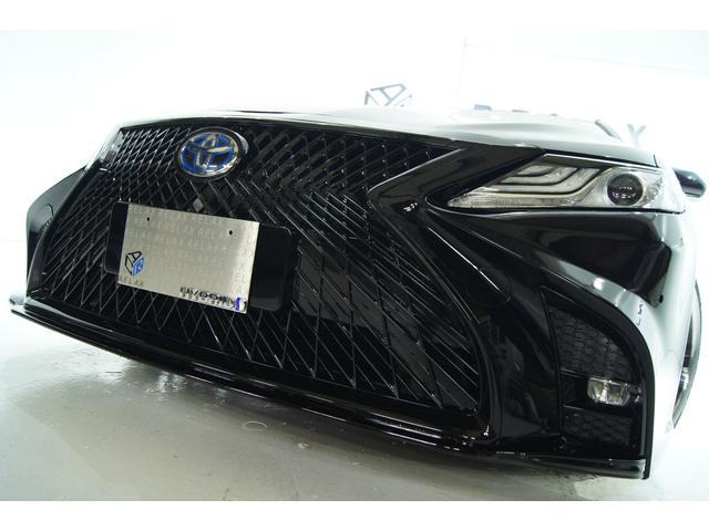 トヨタ X新品スピンドルLS仕様 新品19アルミ新品BLITZ車高調