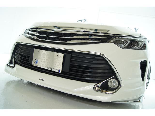トヨタ ハイブリッドGパケ新品モデリスタ新品BLIZ車高調新品アルミ