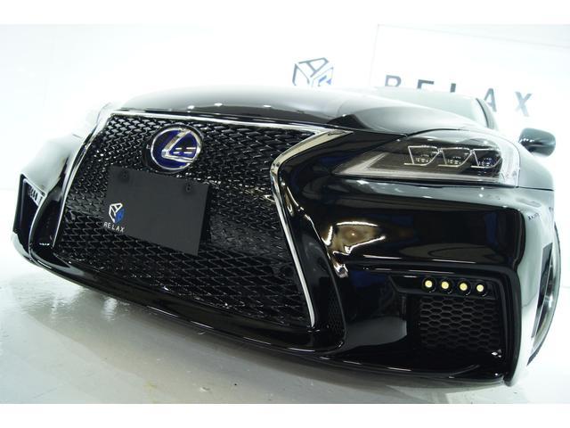 レクサス IS250 バージョンS新品スピンドル 新品3眼ヘッドライト
