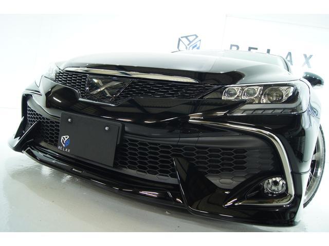 トヨタ 250G Fパケ新品RDSモデリスタ新品3眼ライト新品車高調
