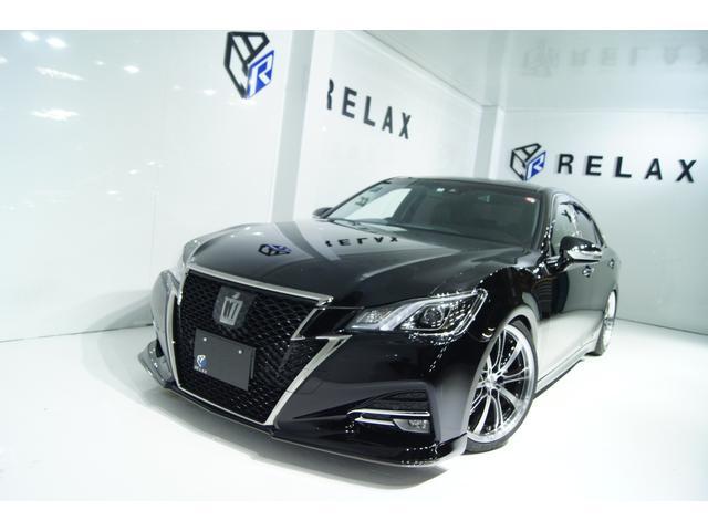 トヨタ アスリートS-T新品バカンスエアロ新品アルミ車高調モデリスタ