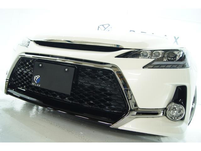 トヨタ 250G新品Gs仕様 新品3眼ライト 新品ホイール新品車高調