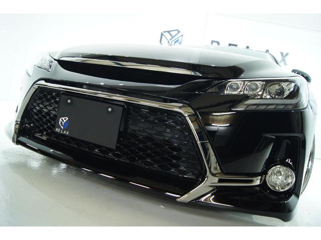 トヨタ 250G Sパッケージ新品Gs仕様新品ヘッドライト新品車高調