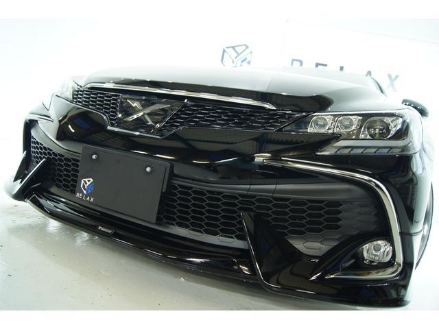 トヨタ 250G Sパケリラセレ新品RDSモデリスタ新品ヘッドライト