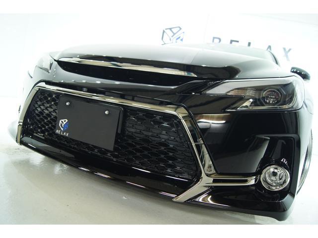 トヨタ 250G Fパッケージ 新品Gs仕様 新品ヘッドライト 新品ホイール 新品タイヤ 新品車高調