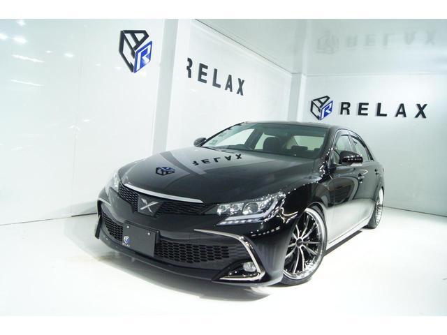 トヨタ 250G 新品RDS仕様 新品19ホイール 新品タイヤ 新品車高調 Bluetooth対応ナビ