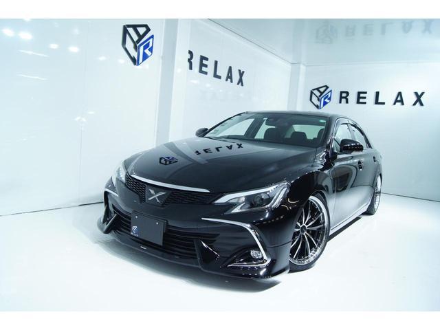 トヨタ 250G Fパッケージ 新品モデリスタ 新品シーケンシャルヘッドライト 新品19ホイール 新品タイヤ 新品フルタップ車高調