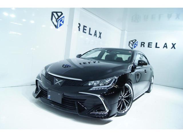 トヨタ 250G Fパッケージ 新品モデリスタ 新品19ホイール 新品タイヤ 新品車高調 新品3眼シーケンシャルヘッドライト
