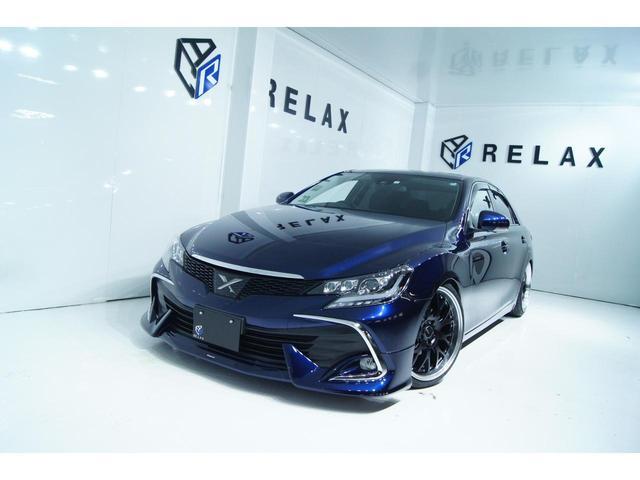 トヨタ 250G Fパッケージ 新品モデリスタ 新品Gsリアバンパー 新品19ホイール 新品タイヤ 新品車高調 新品シーケンシャルヘッドライト