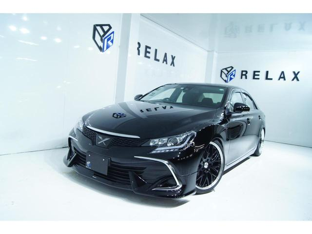 トヨタ 250G Fパッケージ 新品RDS仕様 新品モデリスタ 新品19ホイール 新品車高調 新品シーケンシャルヘッドライト 新品車高調 クルーズコントロール