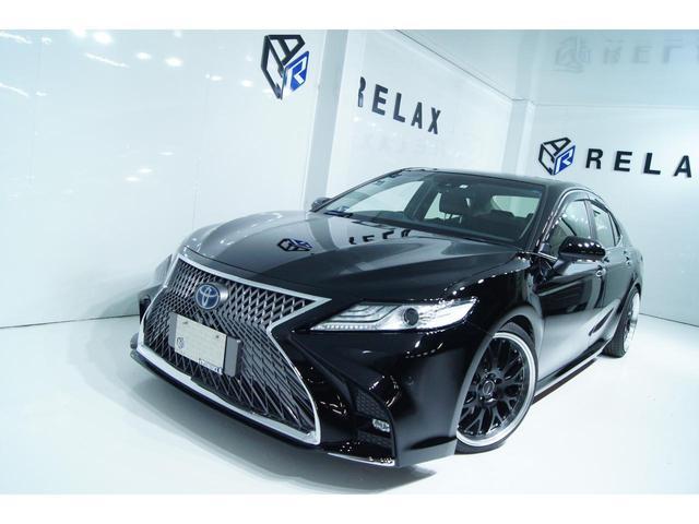 トヨタ X 新品スピンドルバンパー 新品ブリッツ車高調 新品19ホイール 新品タイヤ Bluetooth対応ナビ バックカメラ ETC