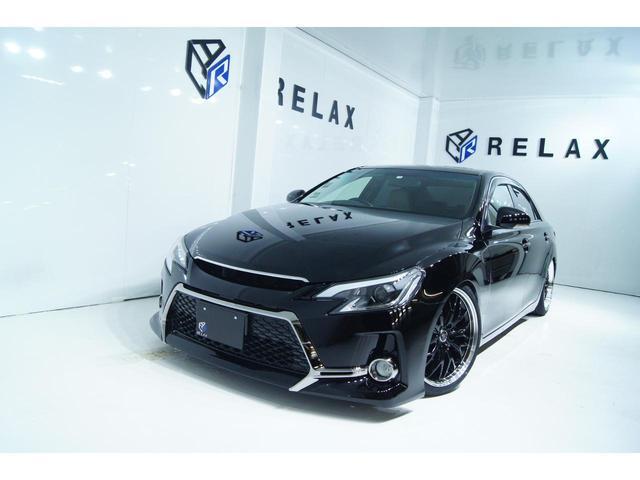 トヨタ 250G リラックスセレクション 新品Gs仕様 新品19ホイール 新品タイヤ 新品車高調 新品ヘッドライト バックカメラ ETC