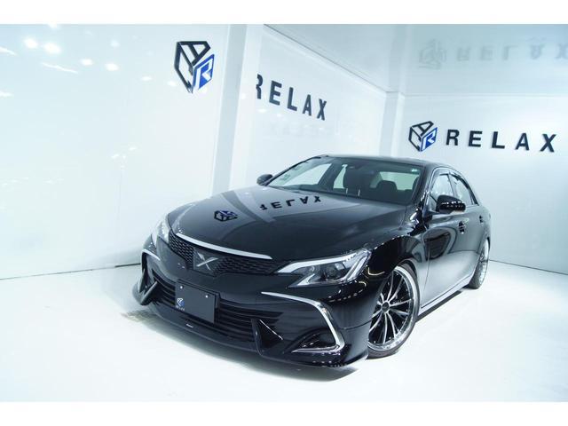 トヨタ 250G Fパッケージ 新品モデリスタ 新品ヘッドライト 新品19ホイール 新品タイヤ 新品車高調