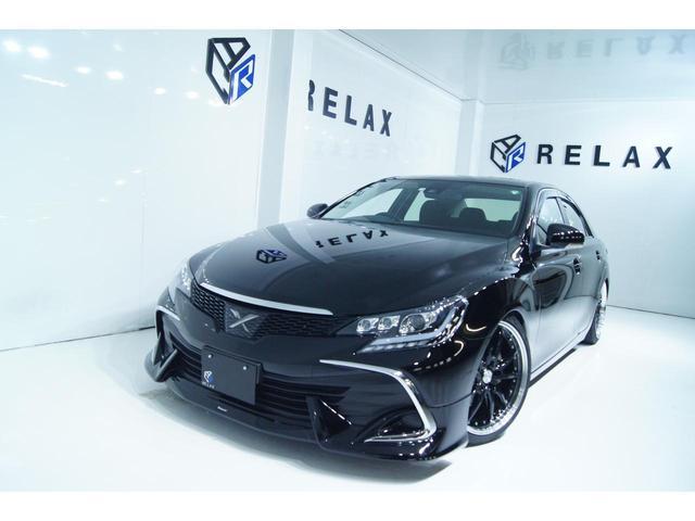 トヨタ 250G Fパッケージ 新品モデリスタ仕様 新品ヘッドライト 新品ホイール 新品タイヤ 新品車高調 社外ナビ