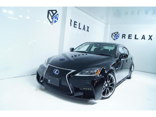 IS250 バージョンL 新品スピンドル仕様 新品3眼ヘッドライト 新品19ホイール 新品タイヤ 新品車高調 黒本革