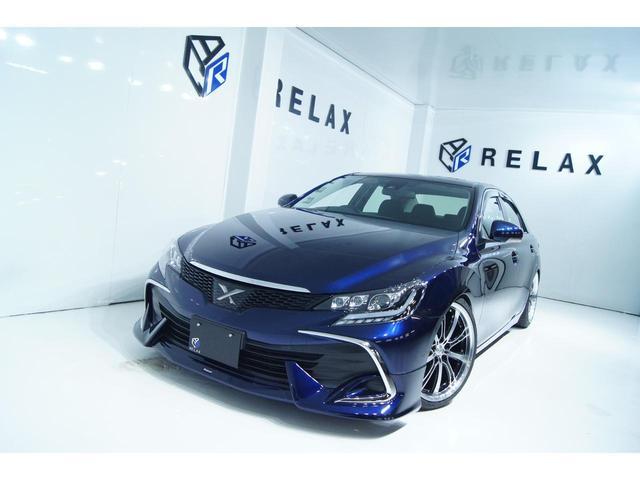 トヨタ 250G Fパッケージ 新品モデリスタ 新品3眼ヘッドライト 新品19ホイール 新品タイヤ 新品車高調 オートクルーズ 社外メモリーナビ Bluetooth対応