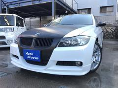 BMW323i MSP ワンオーナー HDDナビ TV 19AW