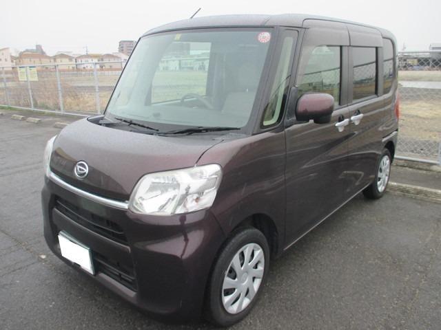 ダイハツ X SA 衝突軽減ブレーキ・自動ドアETC・istop