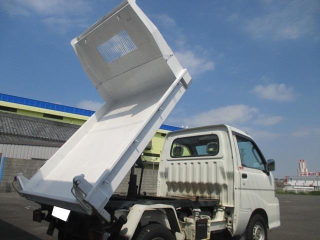 ダイハツ 多目的PTOダンプ・ETC・パワステ・4WD・エアコン