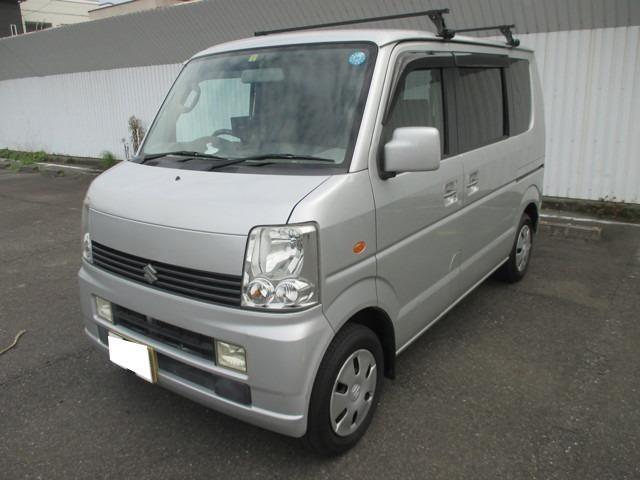 スズキ JP 5MT車・ETC・ポータブルナビTV付き