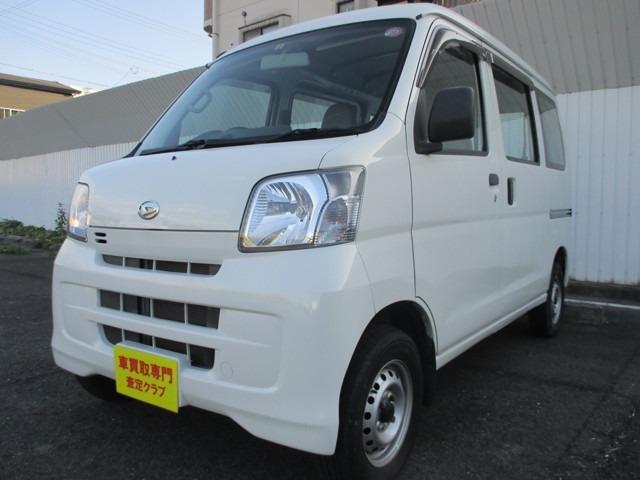ダイハツ スペシャル ハイルーフ 4AT車・ETC付・車検・令和3年8月付
