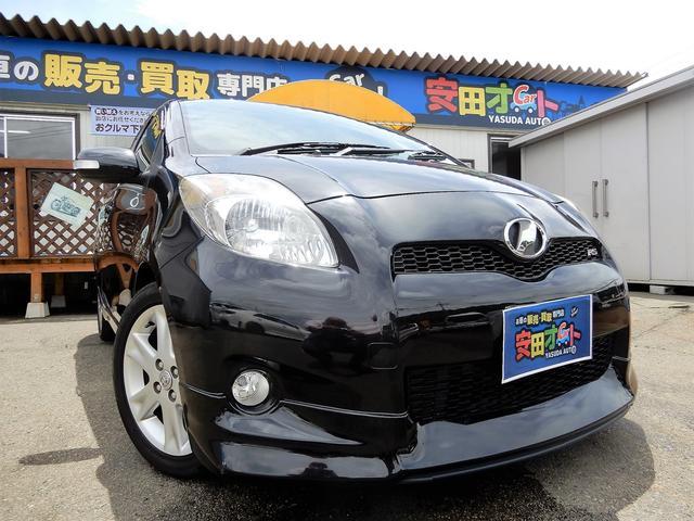 トヨタ RS ナビTV エアロ パドルシフト HID