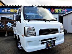 サンバートラックTC 4WD  エアコン パワステ オートマ