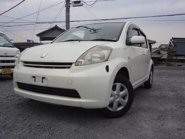 トヨタ X 半年保証 オーディオ