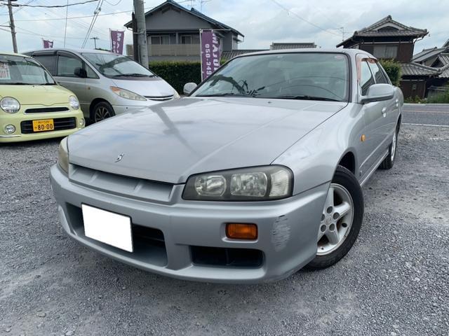 スカイライン(日産) GT 中古車画像
