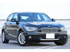 BMW116iスタイル 禁煙車純正HDDナビ
