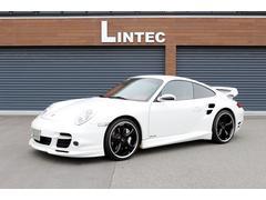 ポルシェ 911ターボ スポーツクロノ D車 ガレージ保管 記録簿7枚(ポルシェ)