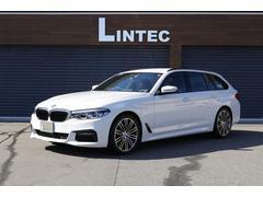 BMW523d ツーリング  Mスポーツ 登録済未使用車 30キロ