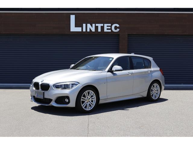 BMW 118i Mスポーツ 衝突警告ブレーキ 歩行者警告ブレーキ
