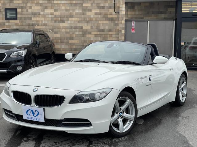 BMW sDrive23i ハイラインパッケージ ユーザー買取車 ハイラインPKG 黒レザーシート シートヒーター Pシート HID 純正ナビ Bカメラ ETC 電動オープン 禁煙車
