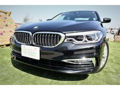 BMW523iラグジュアリーブラックレザー