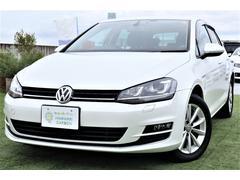 VW ゴルフラウンジ 限定車 ACC 純正ナビ HID Aストップ