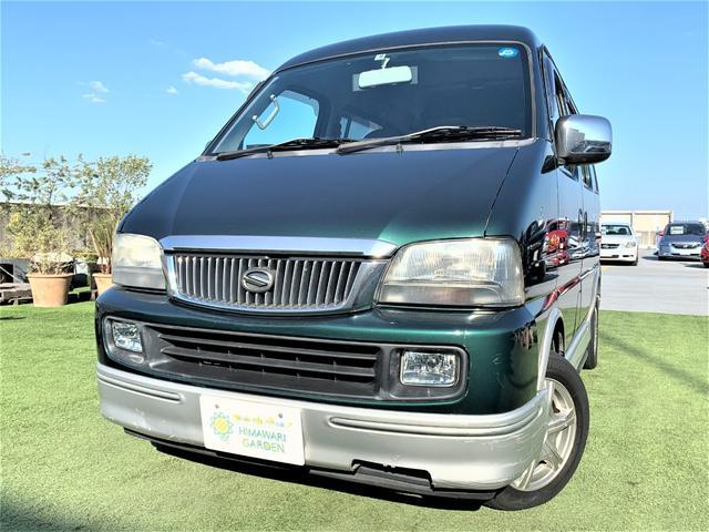 スズキ XL ハイルーフ 4WD 買取車両